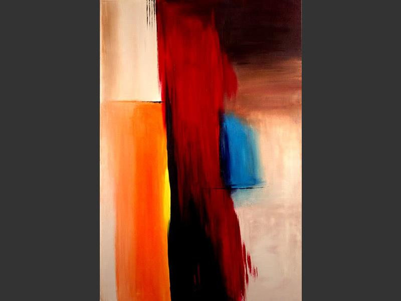 Melting Point - contemporary painting