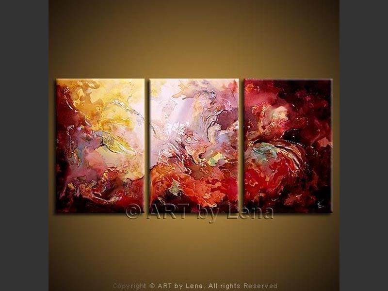 Orchidea - home decor art
