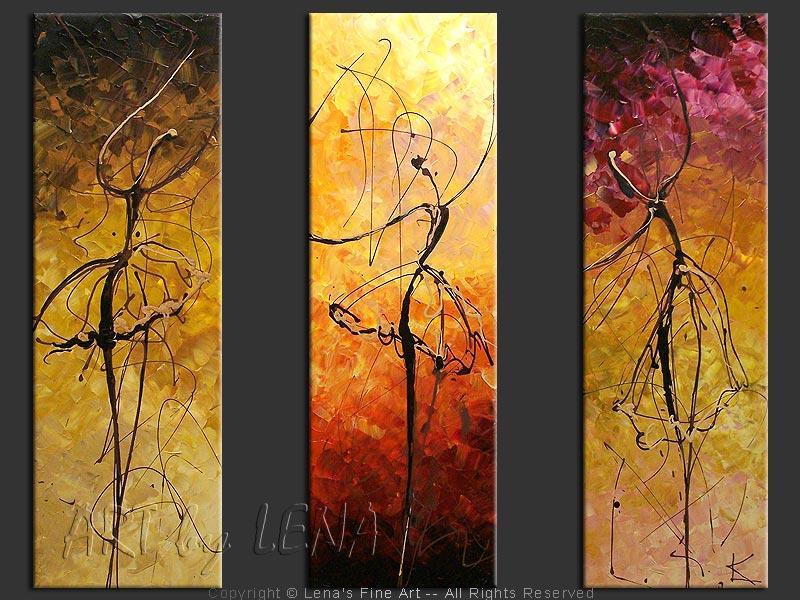 Black Dancers ⋆ ART by LENA