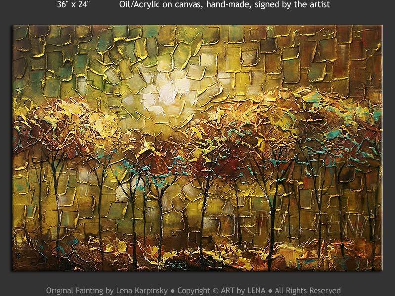 Bronze Sunset ⋆ Art By Lena