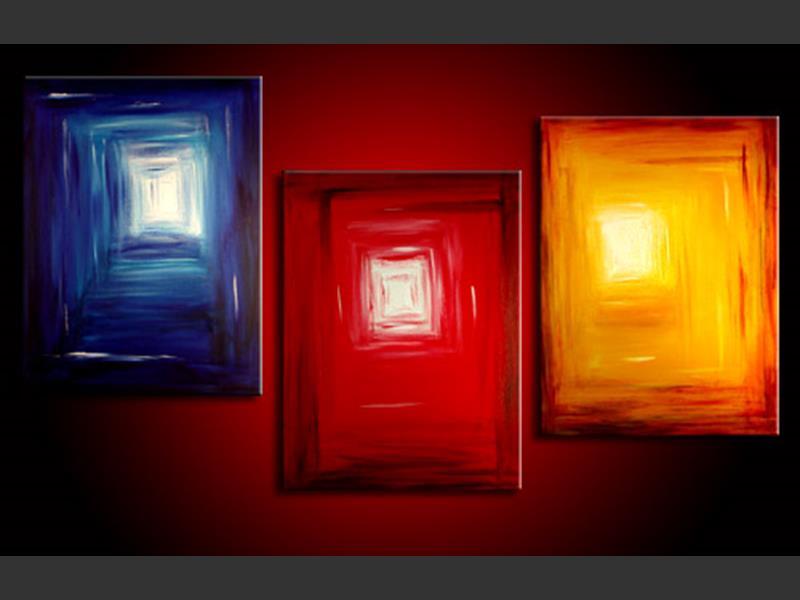 Tri-Color - art for sale