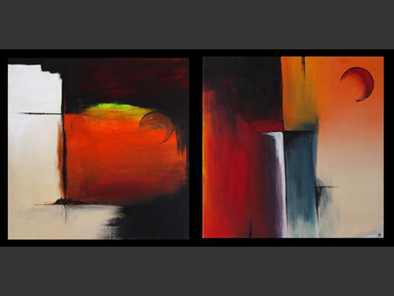 Harmony - contemporary painting