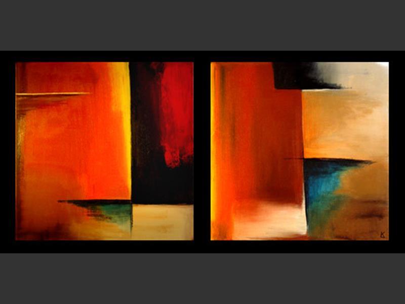 Mirage - modern artwork