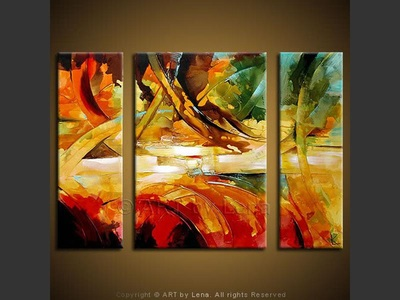 Jungles - modern artwork