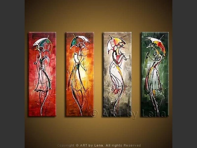 Dames de Paris - wall art