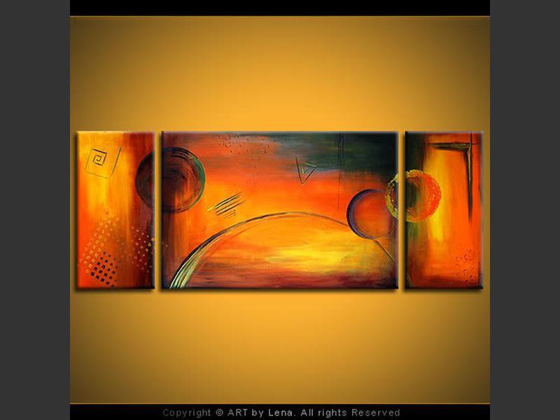 Journey to Orion's Belt - wall art
