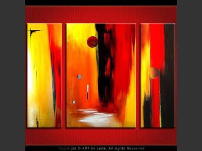 Visions - modern artwork