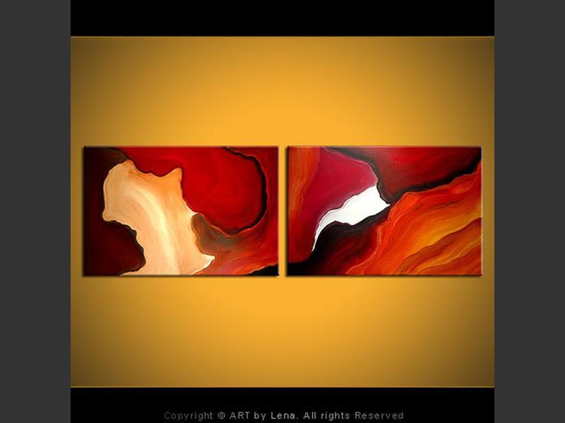 Metamorphosis - original painting by Lena Karpinsky