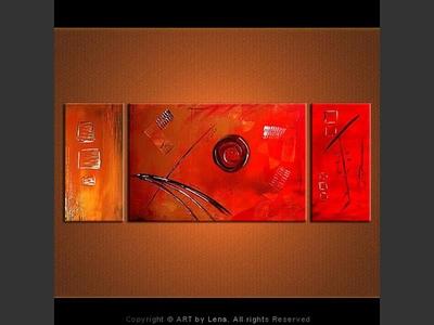 Radio City - modern artwork