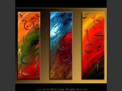 In Motion - art for sale