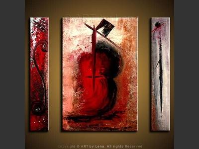 Entr'acte - modern artwork