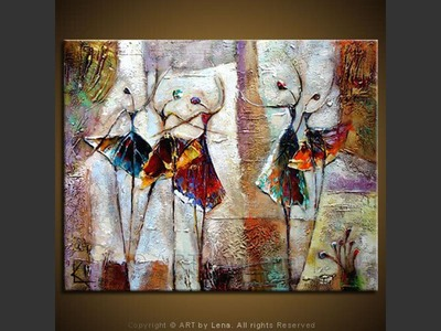 Ballet Butterflies - art for sale