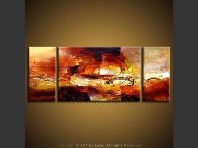 Rush Hour - home decor art