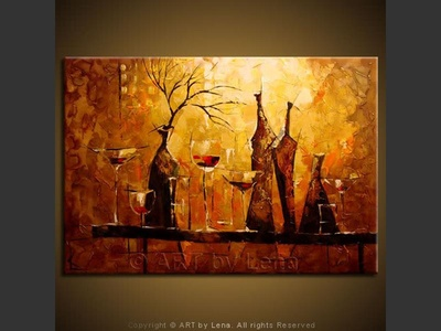 Evening Together - wall art