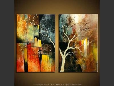 Falls of Light - wall art