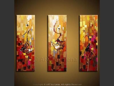 Art of Ballet - wall art