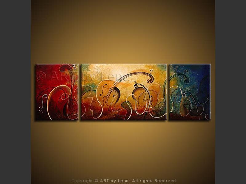 Virtuoso - contemporary painting