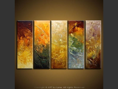 Reliefs of the Abyss - home decor art