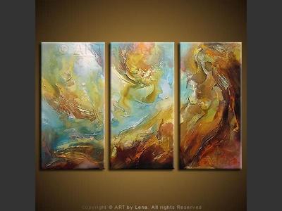 Sea Princess - contemporary painting