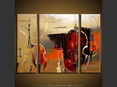 Sunset Melody - home decor art
