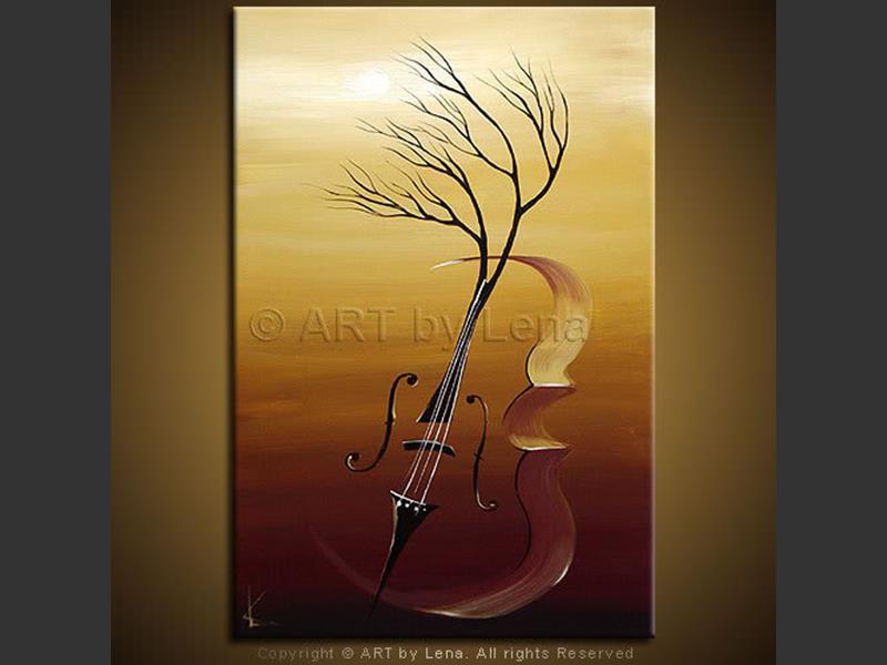 Andante Cantabile - art for sale