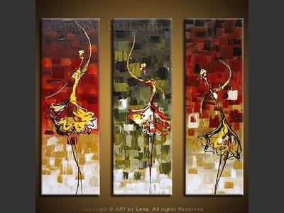 Cabaret - modern artwork
