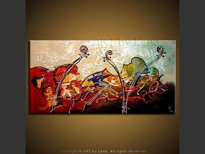 Prestissimo - modern artwork