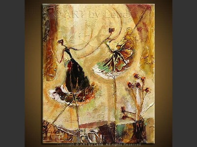 Croise and Arabesque - wall art