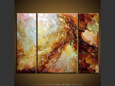 The Birth of Venus - contemporary painting