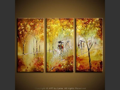 Walk Between the Raindrops - wall art