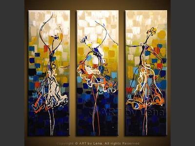 Blue Danube - wall art