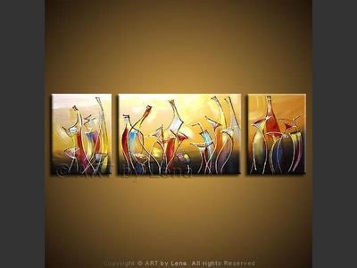 Party Time - home decor art
