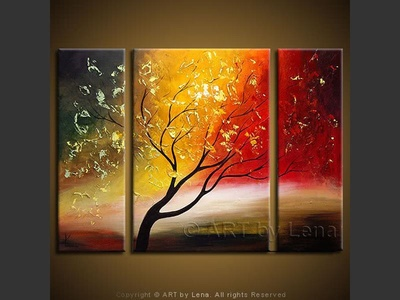 My First Autumn - art for sale