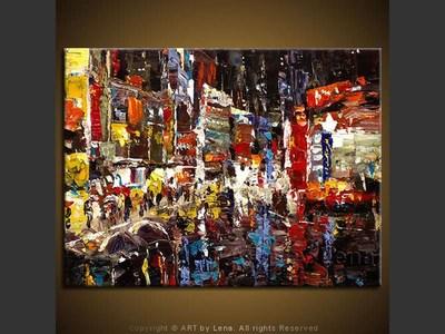 Tokyo Night - art for sale
