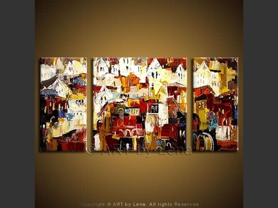 South Village - home decor art