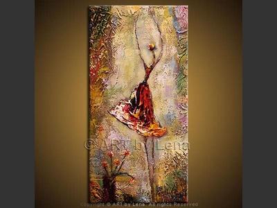 Giselle - wall art