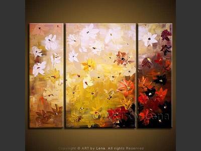 Field of Flowers - art for sale
