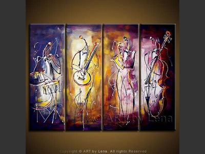 Cool Jazz - art for sale
