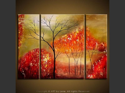 Savanna Woodland - wall art
