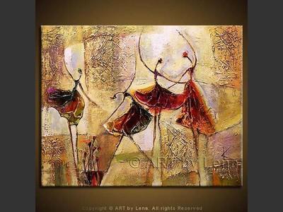 Encore - modern artwork