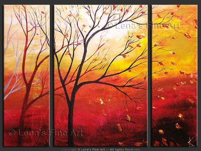I Will Warm You In Autumn… - home decor art