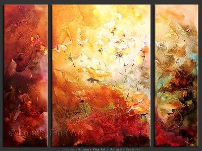 September Roses - home decor art