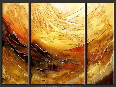 Solaris - contemporary painting