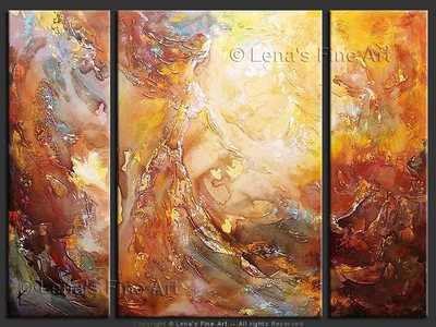 The Princess of Seas and Heavens - modern artwork