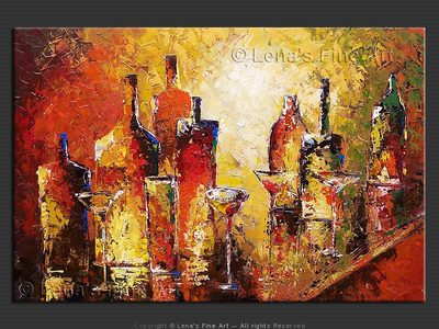 Vintages - contemporary painting