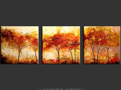 October Landscape - art for sale