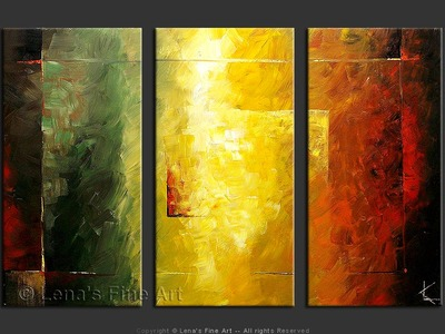 In The Contemporary Mood - home decor art