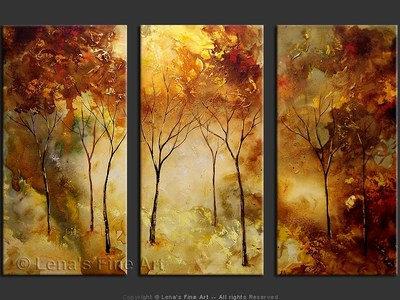 Autumn Paradise - art for sale