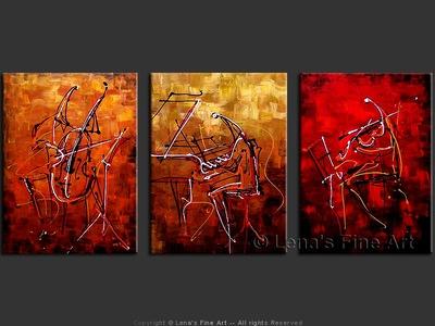 Piano Trio - wall art