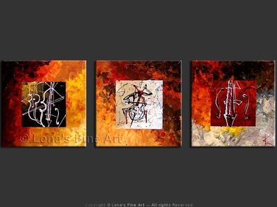 Cellist's Dream - original canvas painting by Lena